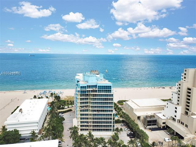 1200 Holiday Drive #702, Fort Lauderdale, FL 33316 (MLS #A10523846) :: Hergenrother Realty Group Miami