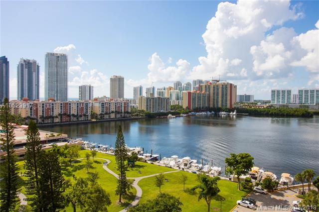 290 174th St #1410, Sunny Isles Beach, FL 33160 (MLS #A10523917) :: RE/MAX Presidential Real Estate Group