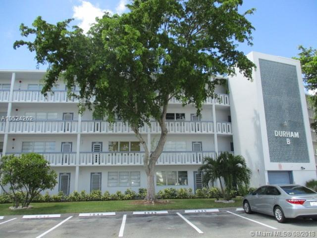 1039 Durham B #1039, Deerfield Beach, FL 33442 (MLS #A10524262) :: Stanley Rosen Group