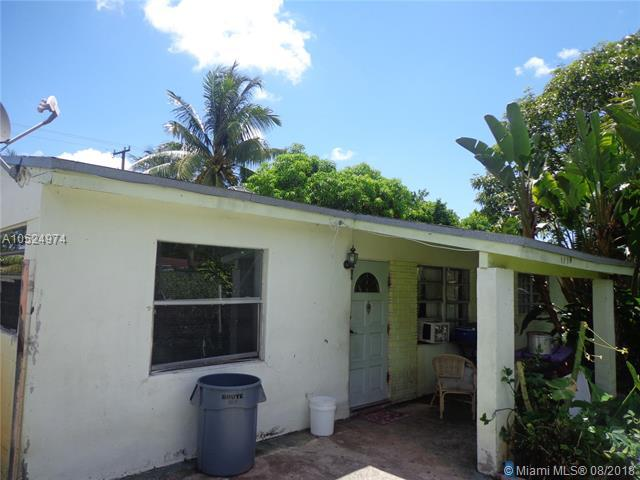 1118 NW 6th Ave, Fort Lauderdale, FL 33311 (MLS #A10524974) :: The Edge Group at Keller Williams