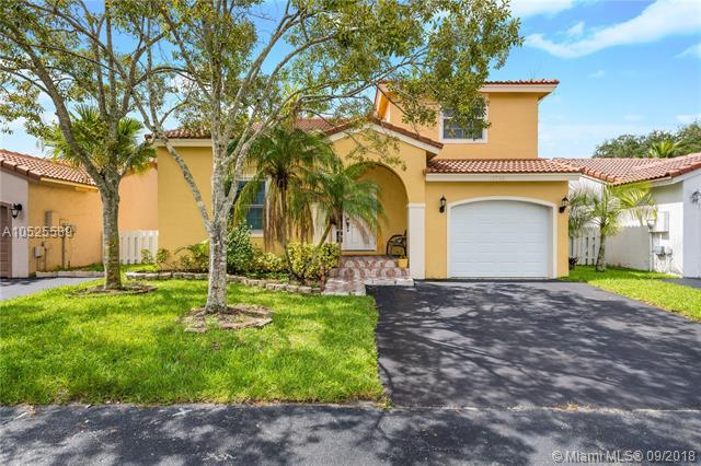 12740 NW 15 Street, Sunrise, FL 33323 (MLS #A10525589) :: Stanley Rosen Group