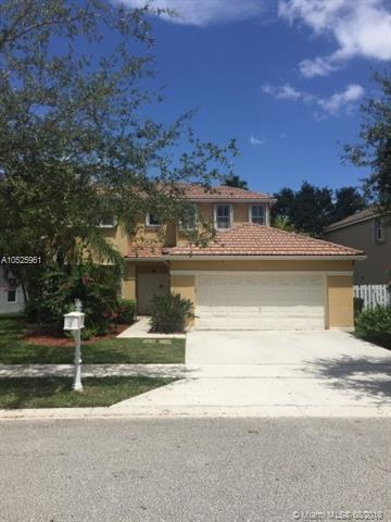 535 Cascade Falls Dr, Weston, FL 33327 (MLS #A10525961) :: Green Realty Properties