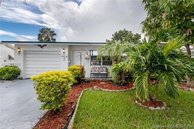 1650 NW 67th Ave, Margate, FL 33063 (MLS #A10526301) :: Green Realty Properties