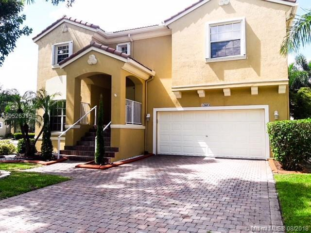 12683 NW 6th Ct, Coral Springs, FL 33071 (MLS #A10526395) :: Stanley Rosen Group