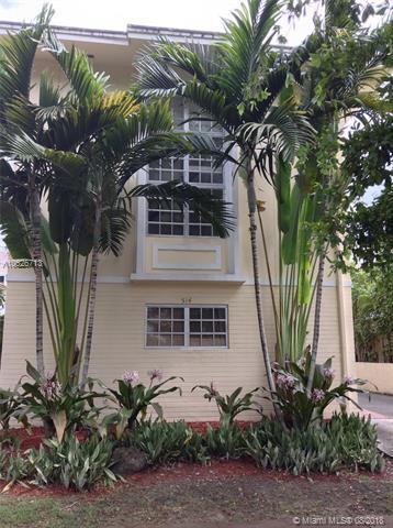 514 Santander Ave #2, Coral Gables, FL 33134 (MLS #A10526713) :: Stanley Rosen Group