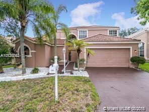 245 NW 117th Ave, Coral Springs, FL 33071 (MLS #A10526843) :: The Teri Arbogast Team at Keller Williams Partners SW
