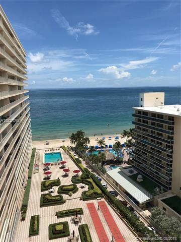 4100 Galt Ocean Dr #1202, Fort Lauderdale, FL 33308 (MLS #A10527098) :: Green Realty Properties
