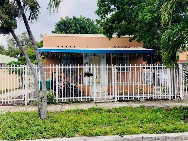1145 NW 28th St, Miami, FL 33127 (MLS #A10527699) :: Stanley Rosen Group