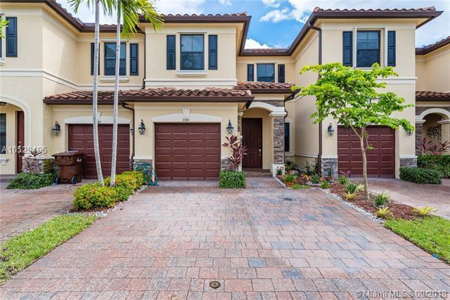 3384 W 91st Ter #3384, Hialeah, FL 33018 (MLS #A10529495) :: Green Realty Properties