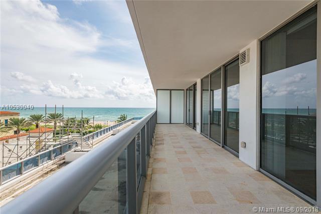 5875 Collins Avenue #603, Miami Beach, FL 33140 (MLS #A10530040) :: Green Realty Properties