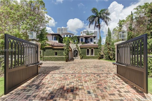 572 N Island Is, Golden Beach, FL 33160 (MLS #A10530884) :: Keller Williams Elite Properties