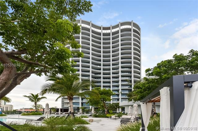 2821 S Bayshore Drive 14D, Miami, FL 33133 (MLS #A10531810) :: Stanley Rosen Group
