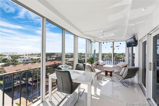 220 Macfarlane Dr S-806, Delray Beach, FL 33483 (MLS #A10531878) :: Green Realty Properties