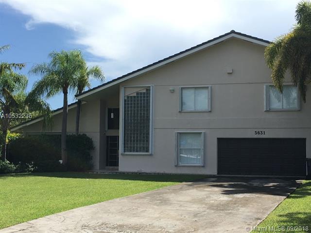 5631 SW 58th Ct, South Miami, FL 33143 (MLS #A10532236) :: Prestige Realty Group