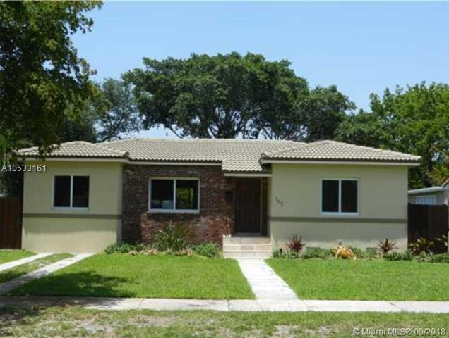 165 Whitethorn Dr, Miami Springs, FL 33166 (MLS #A10533161) :: Hergenrother Realty Group Miami