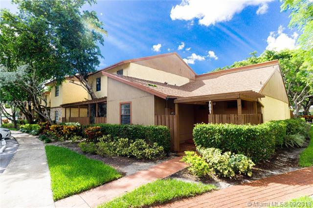 7883 NW 11th Pl #7883, Plantation, FL 33322 (MLS #A10533166) :: Green Realty Properties
