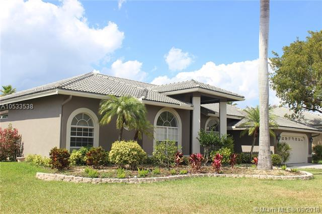 6467 NW 99th Ave, Parkland, FL 33076 (MLS #A10533538) :: The Chenore Real Estate Group