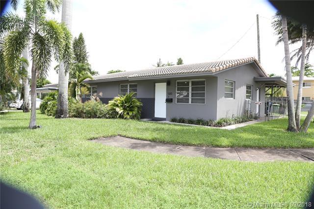 500 NE 24th St, Wilton Manors, FL 33305 (MLS #A10533701) :: Stanley Rosen Group