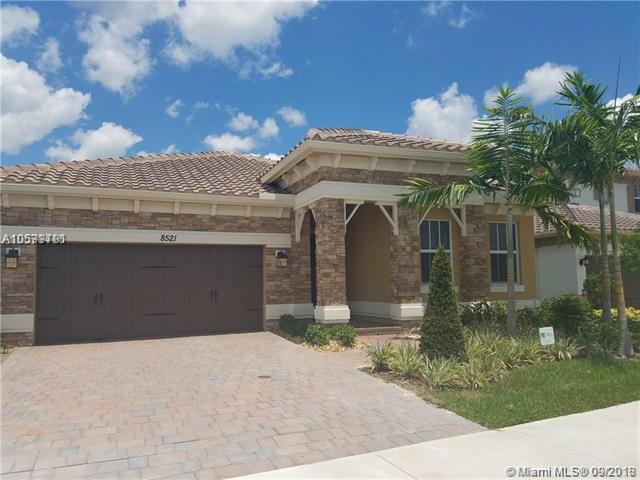 8521 Lakeside Bnd, Parkland, FL 33076 (MLS #A10533781) :: The Chenore Real Estate Group