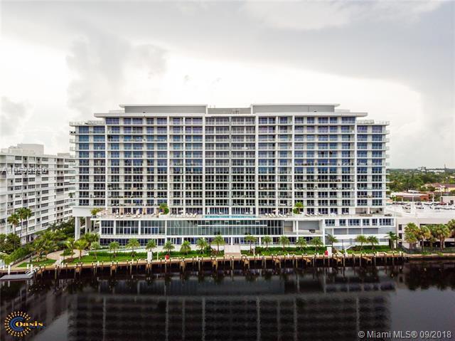 1180 N Federal Hwy #902, Fort Lauderdale, FL 33304 (MLS #A10533930) :: Green Realty Properties