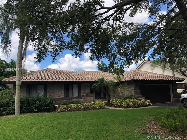 8873 NW 57th Ct, Coral Springs, FL 33067 (MLS #A10534268) :: Prestige Realty Group