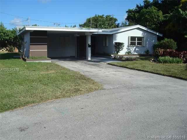 50 NW 33rd St, Oakland Park, FL 33309 (MLS #A10534376) :: Green Realty Properties