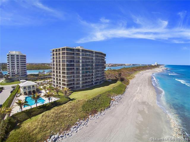 400 Beach Rd #302, Tequesta, FL 33469 (MLS #A10534475) :: The Riley Smith Group