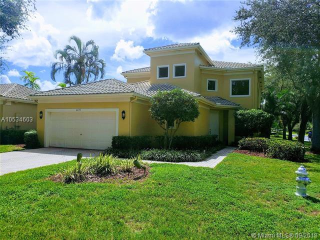6695 NW 23rd Ter, Boca Raton, FL 33496 (MLS #A10534603) :: Green Realty Properties