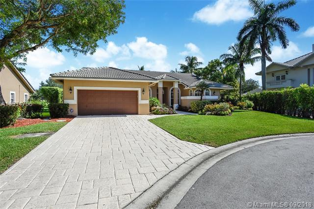 12661 Magnolia Ct, Coral Springs, FL 33071 (MLS #A10534706) :: Stanley Rosen Group