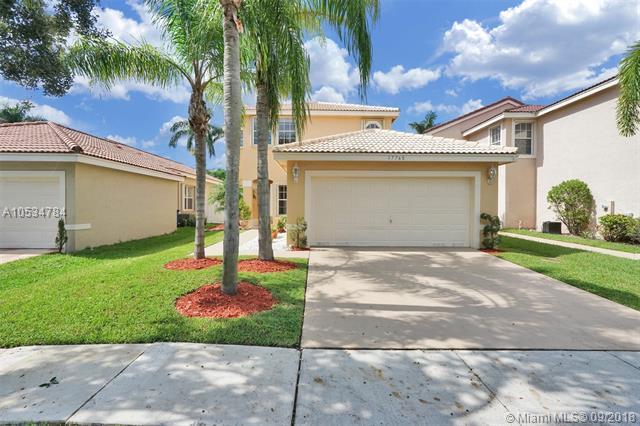 17768 SW 20th St, Miramar, FL 33029 (MLS #A10534784) :: Stanley Rosen Group