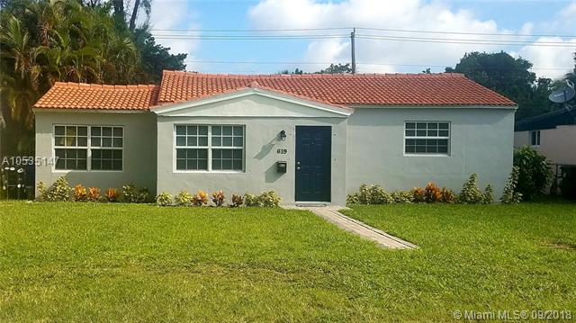 619 SW 20th St, Fort Lauderdale, FL 33315 (MLS #A10535147) :: Green Realty Properties