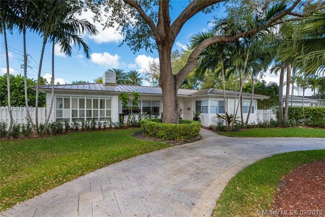 1015 NE 97th St, Miami Shores, FL 33138 (MLS #A10535185) :: The Jack Coden Group