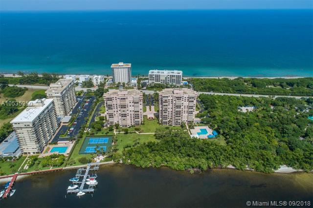 2001 N Ocean Blvd #601, Boca Raton, FL 33431 (MLS #A10535250) :: Green Realty Properties