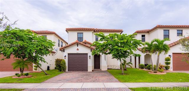 9083 SW 36th St, Miramar, FL 33025 (MLS #A10535403) :: Green Realty Properties