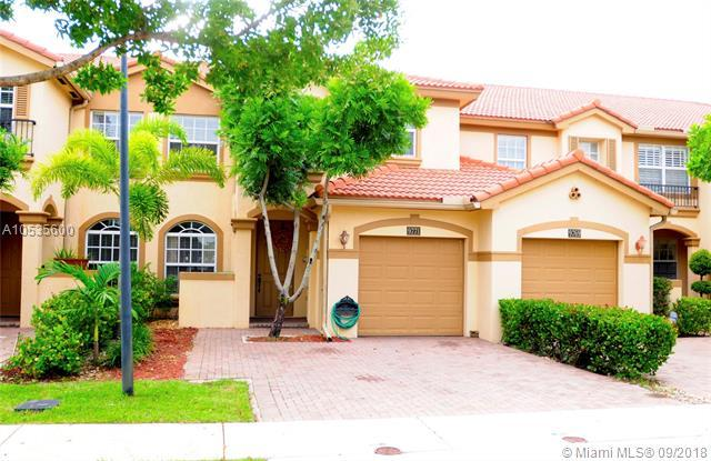 9771 Darlington Pl #9771, Cooper City, FL 33328 (MLS #A10535600) :: The Chenore Real Estate Group