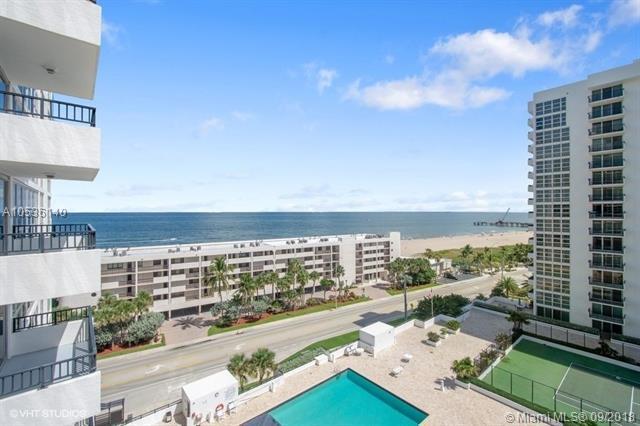 531 N Ocean Blvd #1108, Pompano Beach, FL 33062 (MLS #A10536140) :: Stanley Rosen Group