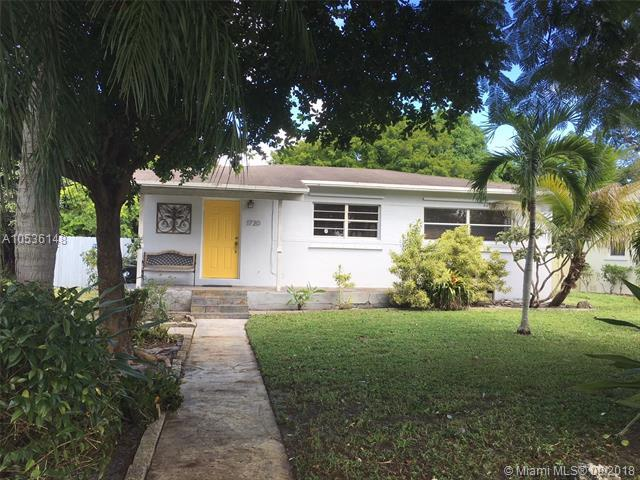 1720 NW 8th Ave, Fort Lauderdale, FL 33311 (MLS #A10536148) :: Stanley Rosen Group