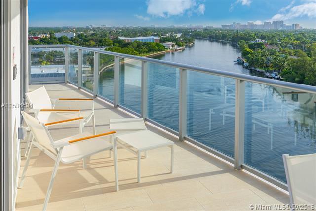 1180 N Federal Hwy #1201, Fort Lauderdale, FL 33304 (MLS #A10536534) :: Stanley Rosen Group