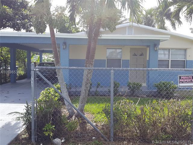 667 SW 4th St, Belle Glade, FL 33430 (MLS #A10536538) :: Green Realty Properties