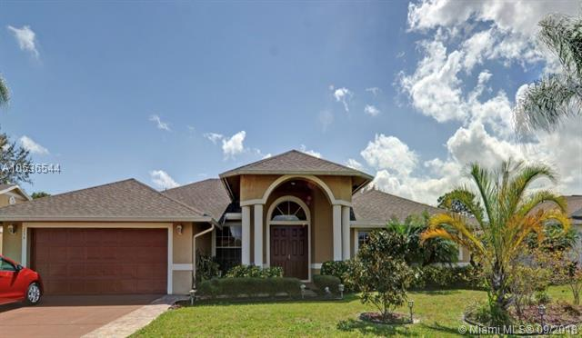 254 SW Chandler Ter, Port St. Lucie, FL 34984 (MLS #A10536544) :: Stanley Rosen Group