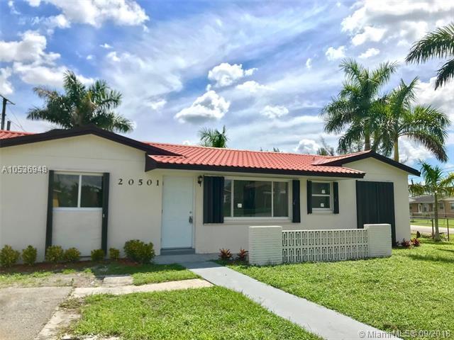20501 NW 28th Ct, Miami Gardens, FL 33056 (MLS #A10536948) :: Stanley Rosen Group