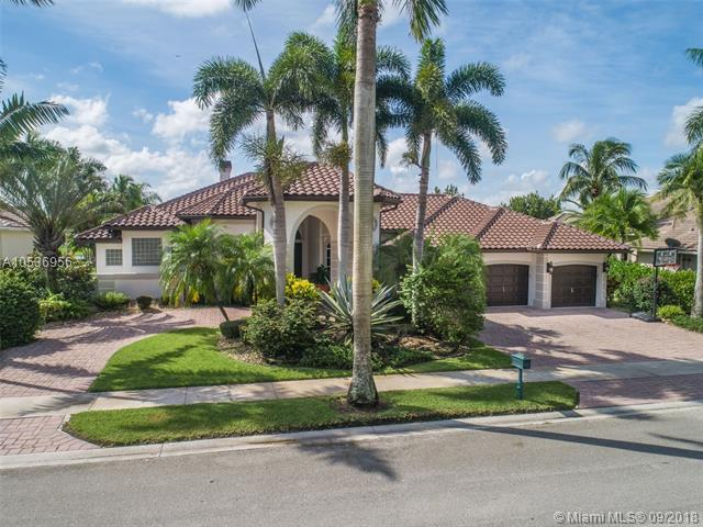 2521 Poinciana Dr, Weston, FL 33327 (MLS #A10536956) :: Hergenrother Realty Group Miami