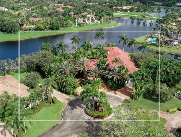 3040 Paddock Road, Weston, FL 33331 (MLS #A10536998) :: Green Realty Properties