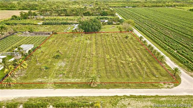 SW 209 AVE (APPROX) SW 394 ST, Miami, FL 33034 (MLS #A10537563) :: Green Realty Properties