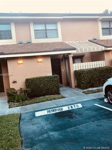 3627 N Carambola Cir N #2873, Coconut Creek, FL 33066 (MLS #A10537641) :: Stanley Rosen Group