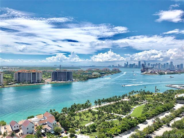 100 S Pointe Dr #2003, Miami Beach, FL 33139 (MLS #A10537711) :: Green Realty Properties