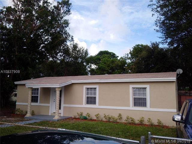 1835 NW 157th St, Miami Gardens, FL 33054 (MLS #A10537908) :: Green Realty Properties