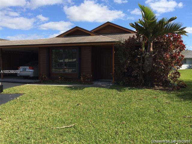3694 W Citrus Trce #25, Davie, FL 33328 (MLS #A10538079) :: Stanley Rosen Group