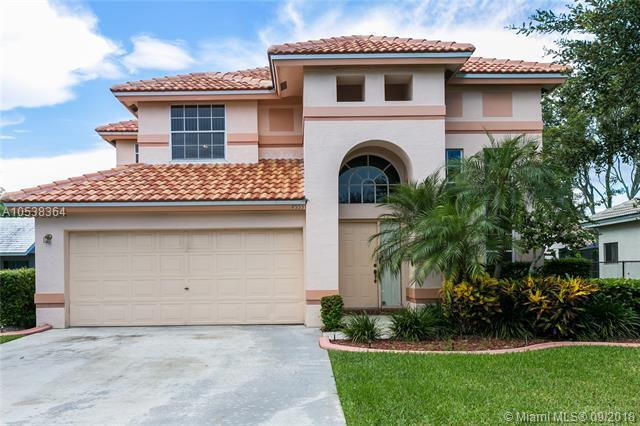 4553 NW 50th St, Coconut Creek, FL 33073 (MLS #A10538364) :: The Riley Smith Group