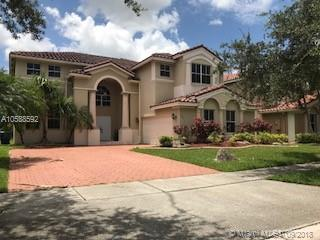 16714 SW 39th St, Miramar, FL 33027 (MLS #A10538592) :: The Chenore Real Estate Group